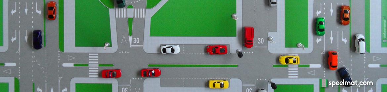 Verkehrsmatte