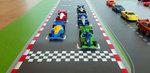 PVC Speelmat racebaan