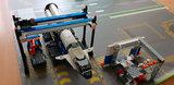 LEGO 60229 space Mars op een speelmat-01