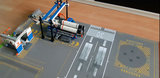 LEGO 60229 space Mars op een speelmat-4