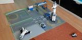 Spielmatte  für LEGO  space Mars 60226 60227 60228 60229