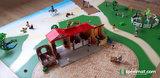 Speelmat voor Playmobil