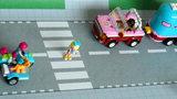 Ondergrond speelmat voor LEGO Friends