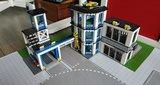 LEGO  60141 Politiebureau Polizeistation